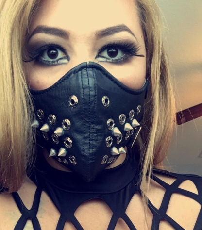 Goth Mask