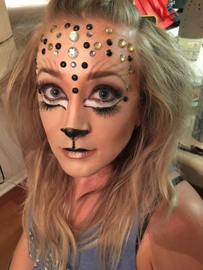 Lioness Halloween 2017